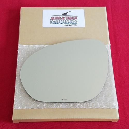 RD302 Replacement Mirror Glass for NISSAN JUKE CUBE Passenger Side View Right RH