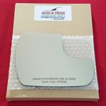 Mirror Glass + ADHESIVE for 15-17 Toyota Sienna Pa