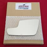 Mirror Glass + ADHESIVE for 11-14 Ford Mustang Dri