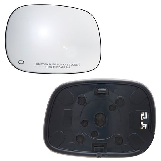 Fits 02 04 Dodge Ram 1500 Truck Passenger Side Mirror Glass With