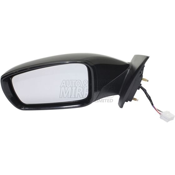 Fits Sonata 11 14 Driver Side Mirror Replacement With Signal Lamp