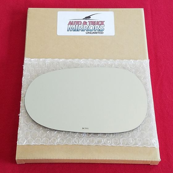 Mirror Glass + Adhesive for Jaguar S-Type, X-Type