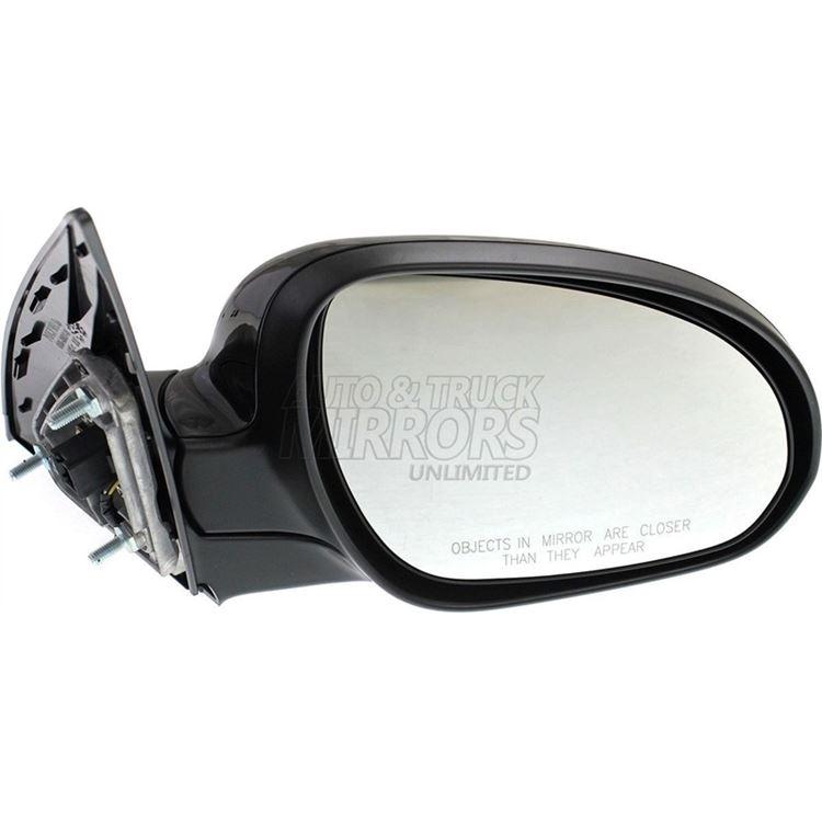 09 12 Hyundai Elantra Passenger Side Mirror Replacement