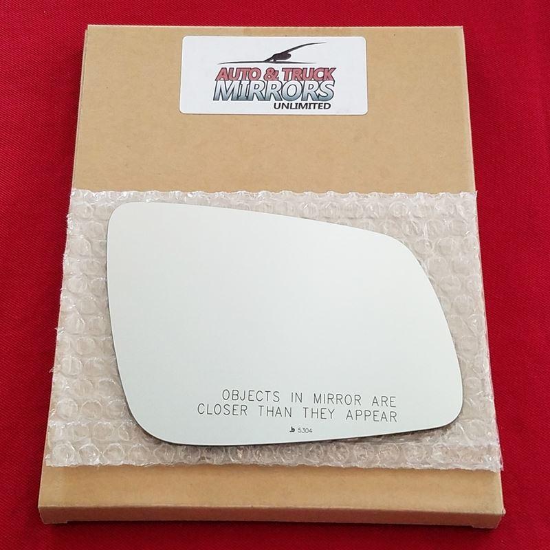 Mirror Glass + ADHESIVE for 08-14 Mitsubishi Lance