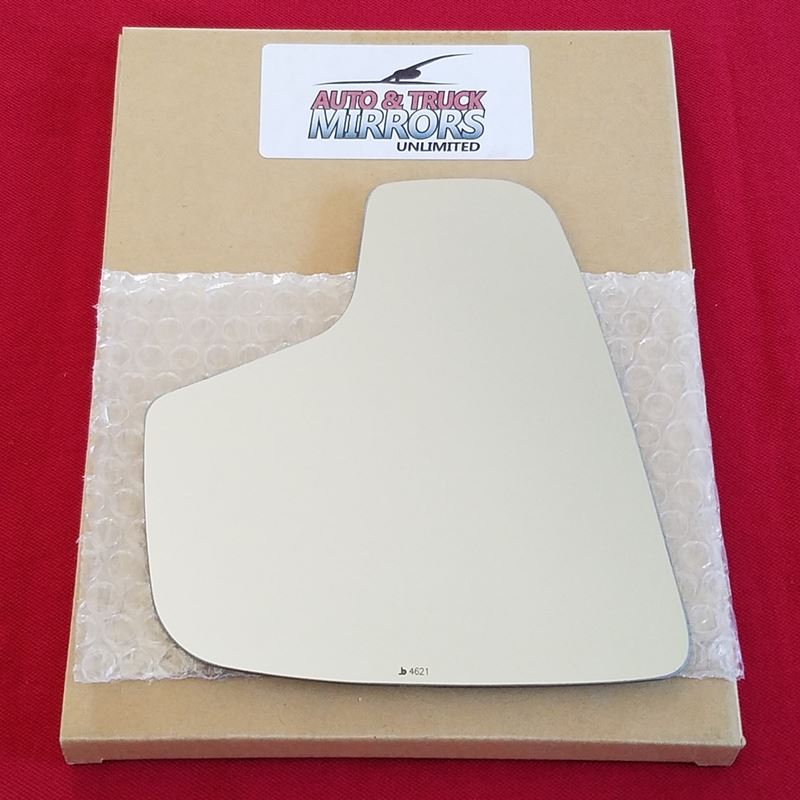 Mirror Glass + ADHESIVE for Chevy City Express, NV