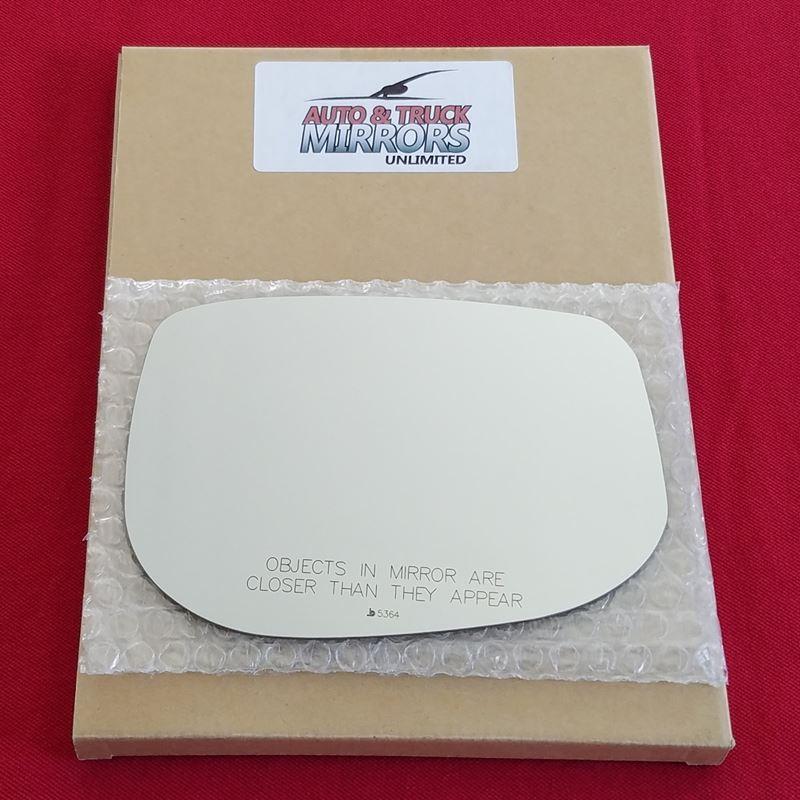 Mirror Glass + Adhesive for 09-14 Honda Fit Passen