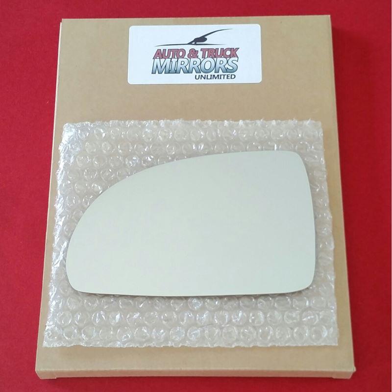 Mirror Glass + ADHESIVE for 03-05 Kia Rio Driver S