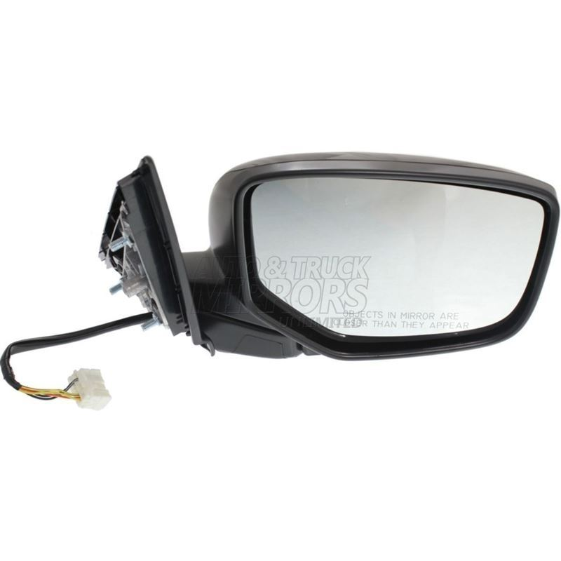Fits 13-14 Acura ILX Passenger Side Mirror Replacement