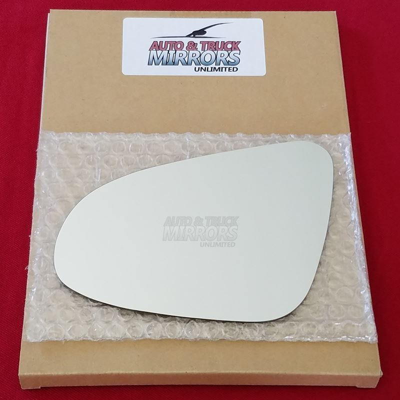 Mirror Glass + ADHESIVE for 14-18 Toyota Corolla D