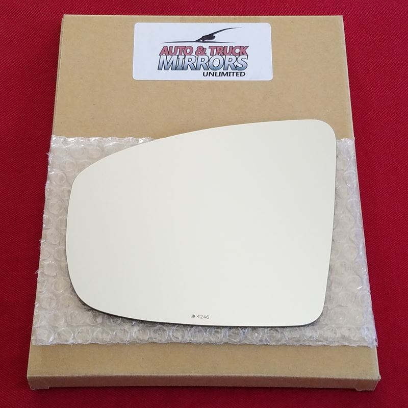 Mirror Glass + ADHESIVE for 09-14 Nissan Murano Dr