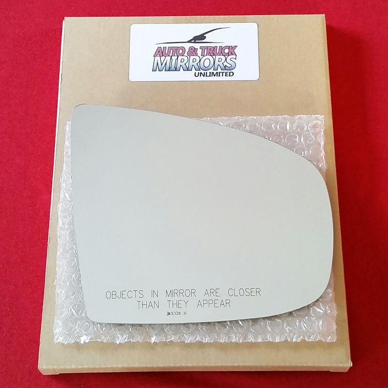 Mirror Glass + ADHESIVE for 07-13 BMW X5,08-14 X6