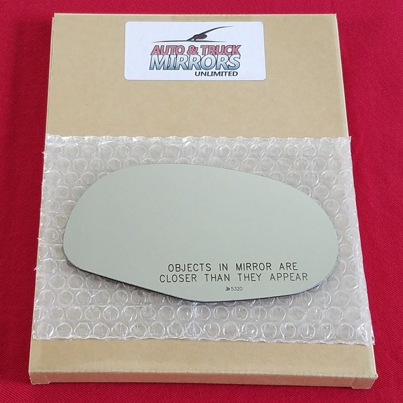 Mirror Glass + Adhesive for 03-04 Ford Mustang Pas