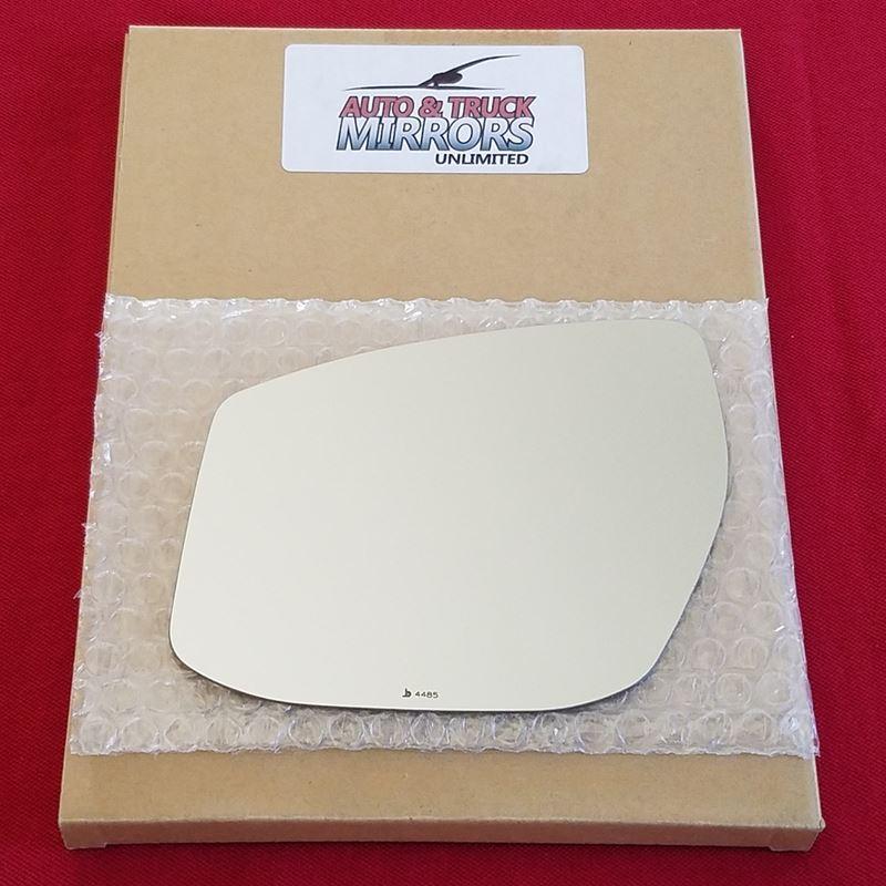 Mirror Glass + ADHESIVE for Nissan Altima, Maxima,