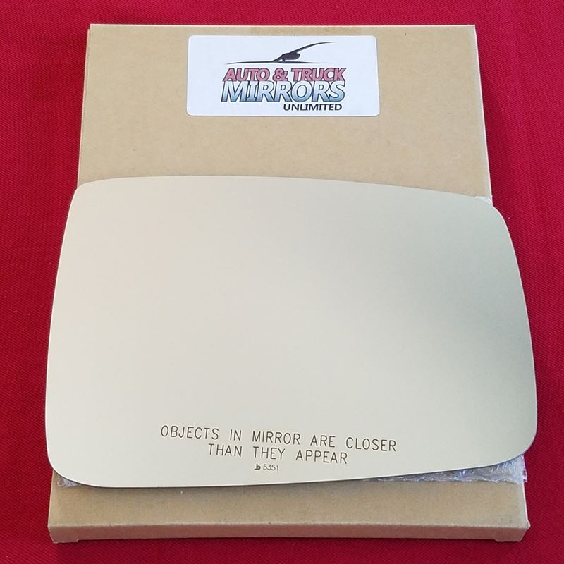 Mirror Glass + ADHESIVE for 11-18 Ram 1500,2500 Pa