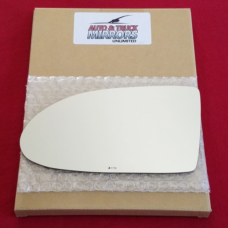 Mirror Glass + ADHESIVE for 06-09 Hyundai Accent D