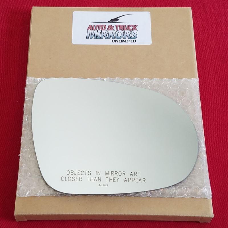 Mirror Glass + ADHESIVE for 16-18 Kia Sorento Pass