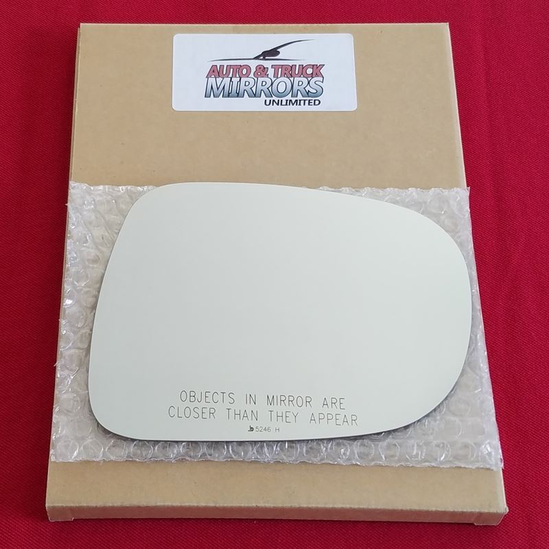 Mirror Glass + Adhesive for 06-08 IS Series Passen