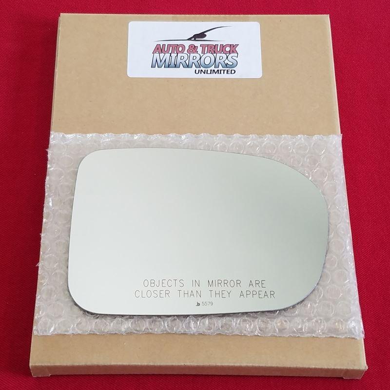 Mirror Glass + ADHESIVE for 14-15 Honda Civic Pass