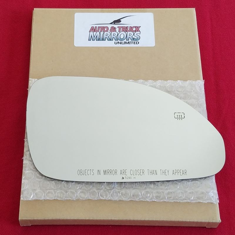 Mirror Glass + Adhesive for 08-17 Buick Enclave Pa