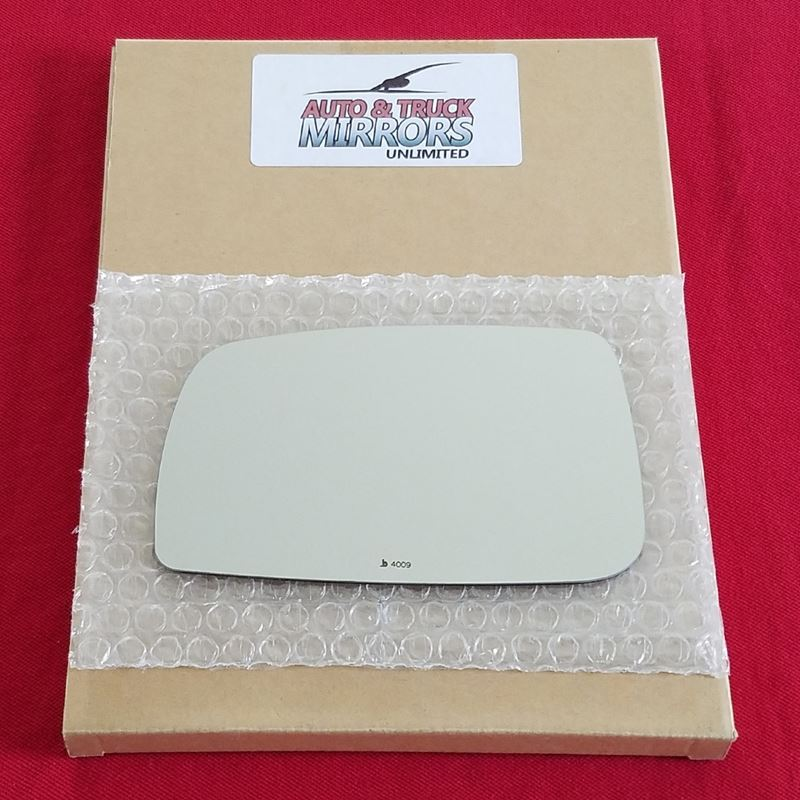 Mirror Glass + Adhesive for 04-08 Toyota Solara Dr