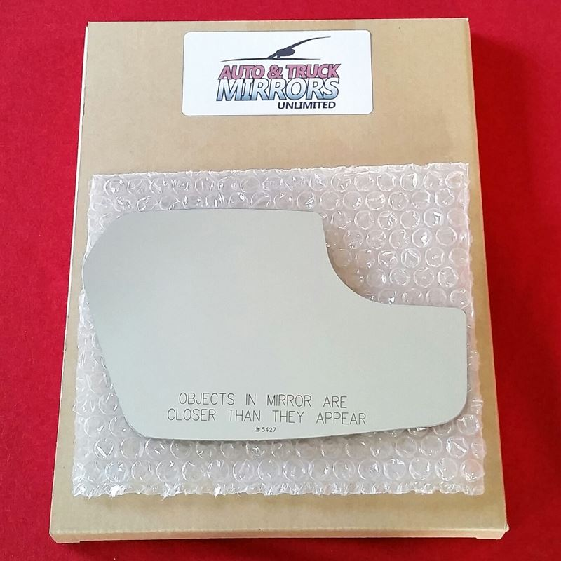 Mirror Glass + ADHESIVE for Ford Fusion, Milan Pas