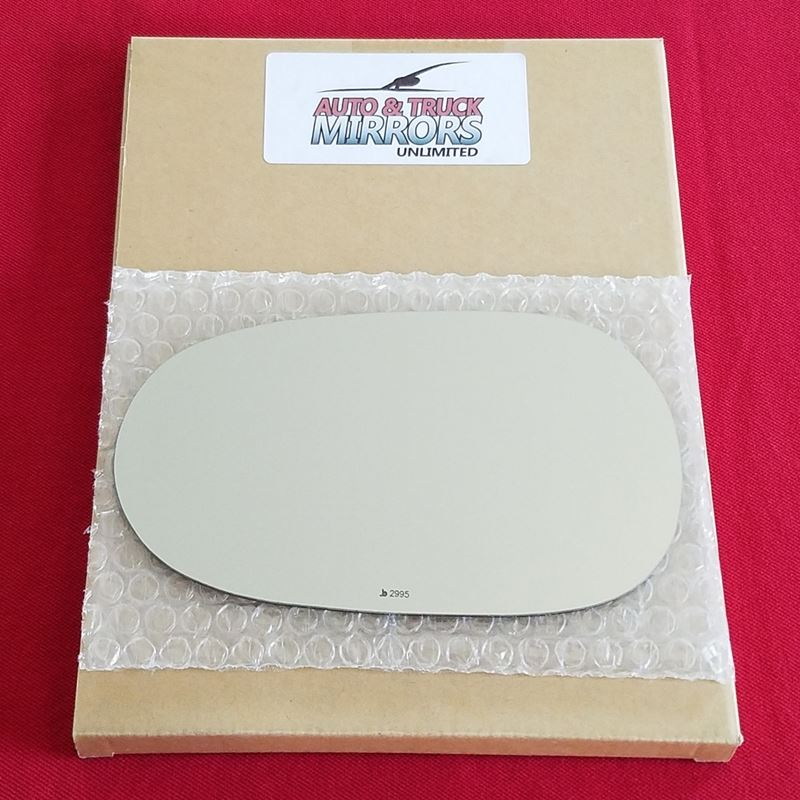 Mirror Glass for Jaguar S-Type, X-Type Driver Side