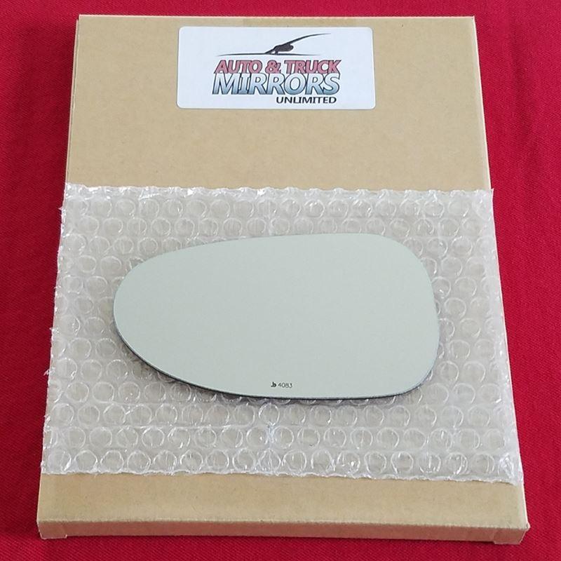 Mirror Glass + Adhesive for Pontiac Solstice, Satu