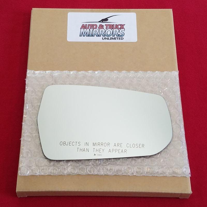 Mirror Glass + ADHESIVE for 16-18 Chevrolet Malibu