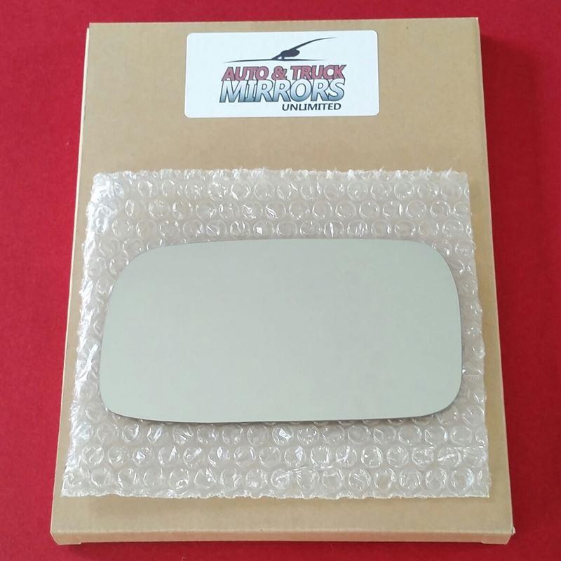 Mirror Glass + ADHESIVE for 99-02 Infiniti G20 Dri