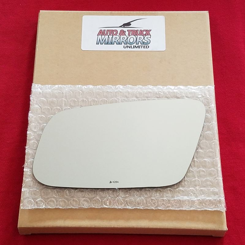Mirror Glass + ADHESIVE for Audi A4, A6, A8, S4, S