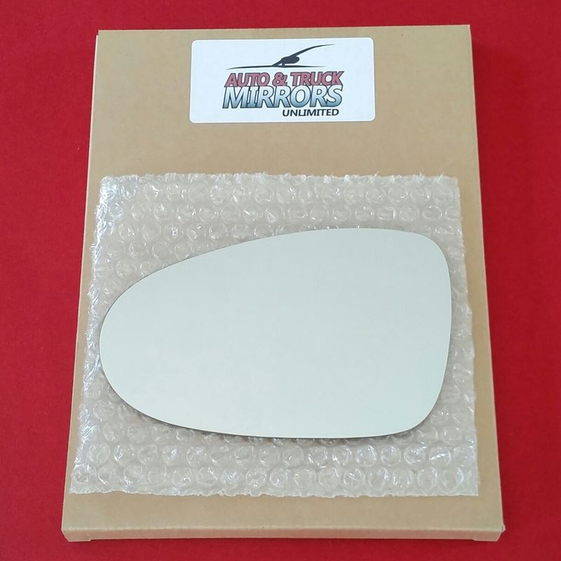 Mirror Glass + ADHESIVE for 02-06 Nissan Altima Dr