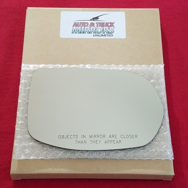 Mirror Glass + ADHESIVE for 12-17 Honda CR-V, HR-V