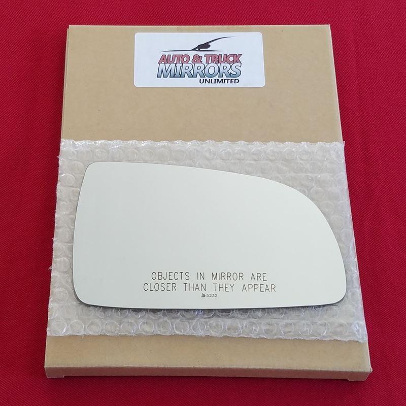 Mirror Glass + Adhesive for Aveo, Pontiac Wave, Su