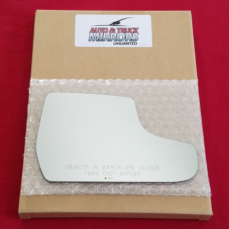 Mirror Glass + ADHESIVE for 12-14 Chevrolet Equino