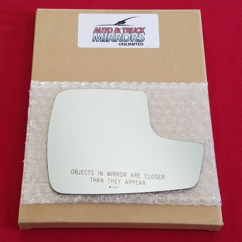 Mirror Glass + ADHESIVE for 15-18 Ford Edge Passen