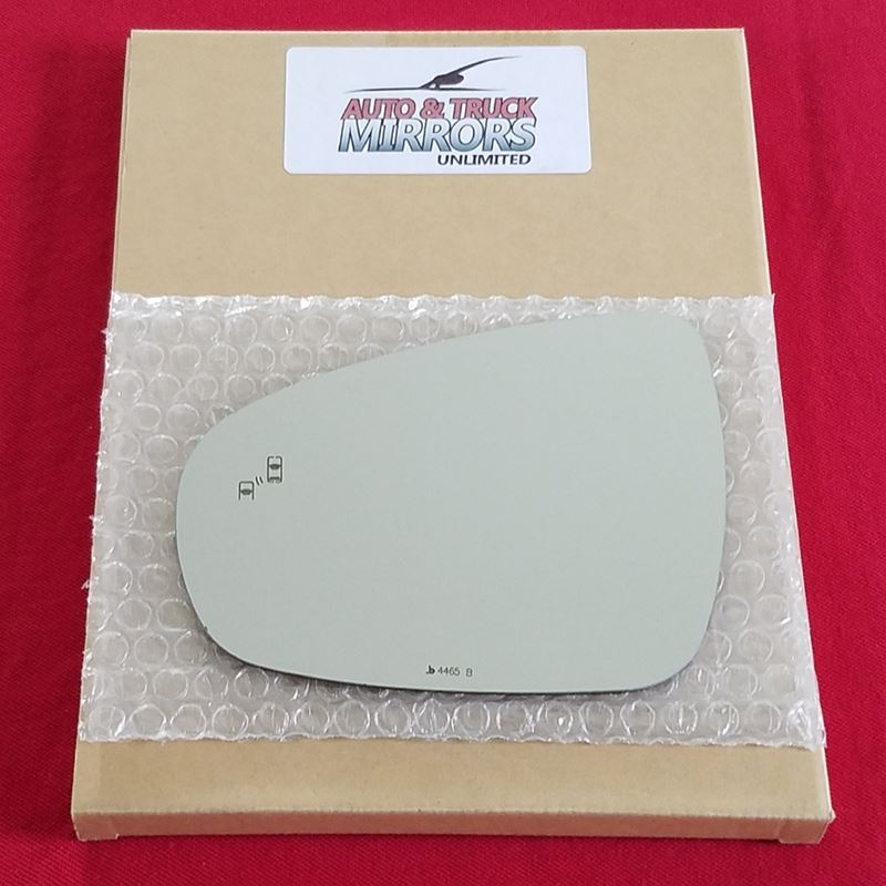 Mirror Glass + Adhesive for ES350,GS350. IS250,LS4