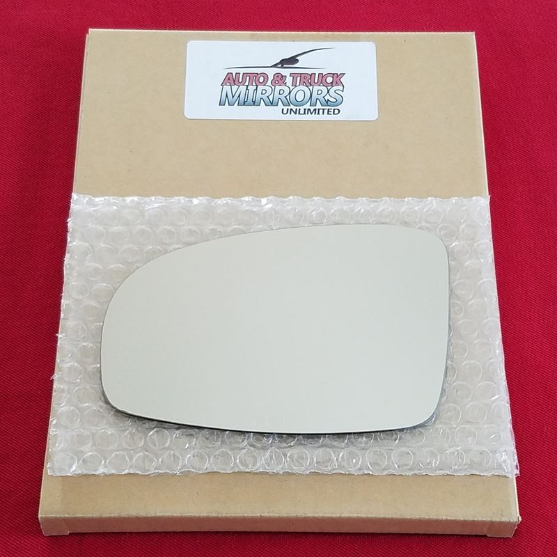 Mirror Glass + ADHESIVE for 11-12 Toyota Avalon Dr