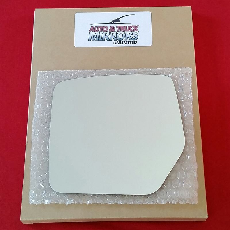 Mirror Glass + ADHESIVE for Jeep Liberty, Patriot