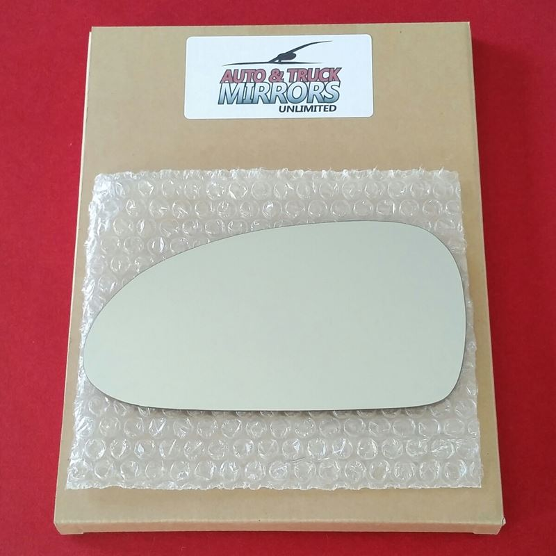 Mirror Glass + ADHESIVE for Volvo 240, 740, 760, 7