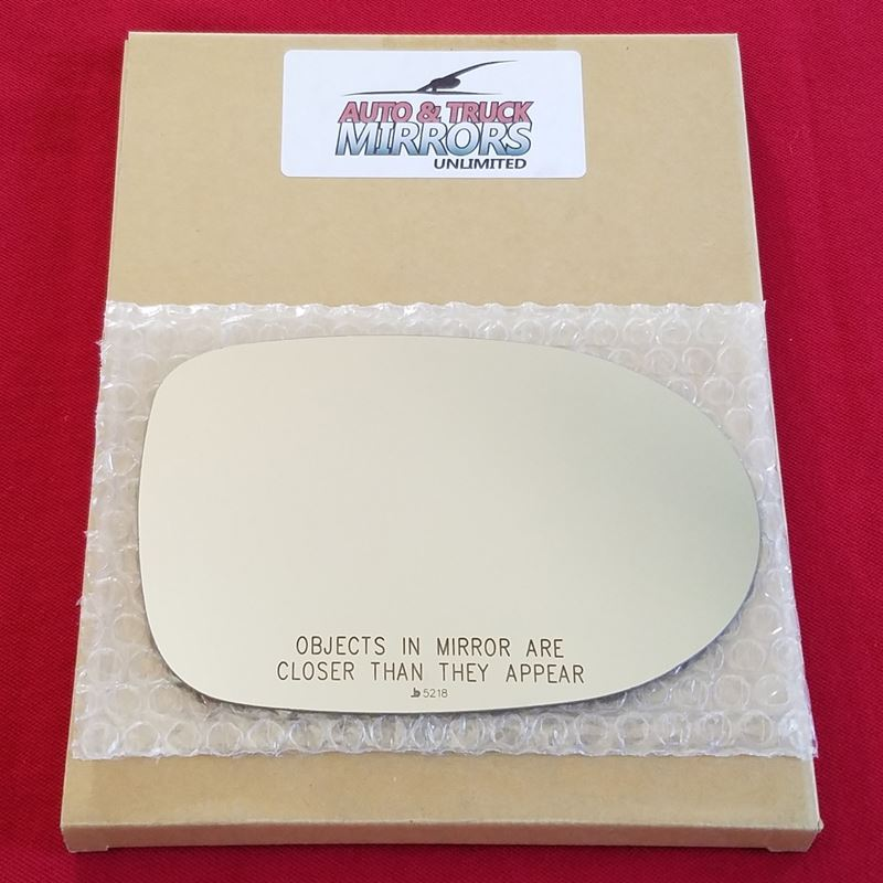 Mirror Glass + ADHESIVE for 07-12 Dodge Caliber Pa