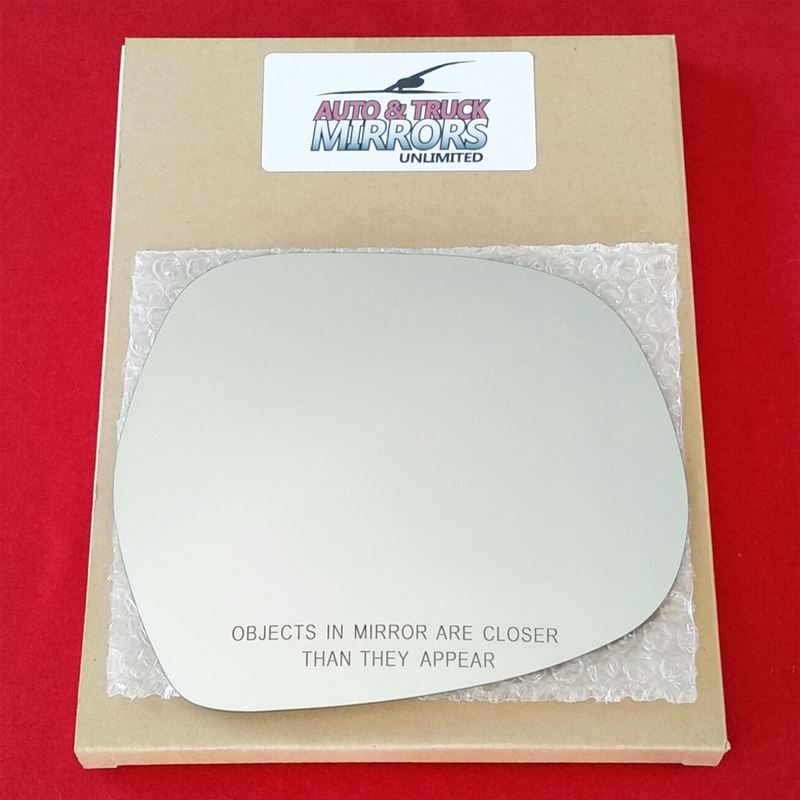 Mirror Glass + ADHESIVE for 03-09 Toyota 4Runner,
