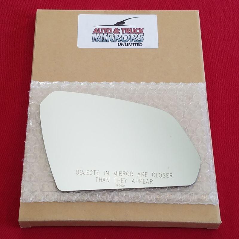 Mirror Glass + ADHESIVE for 15-17 Hyundai Sonata P
