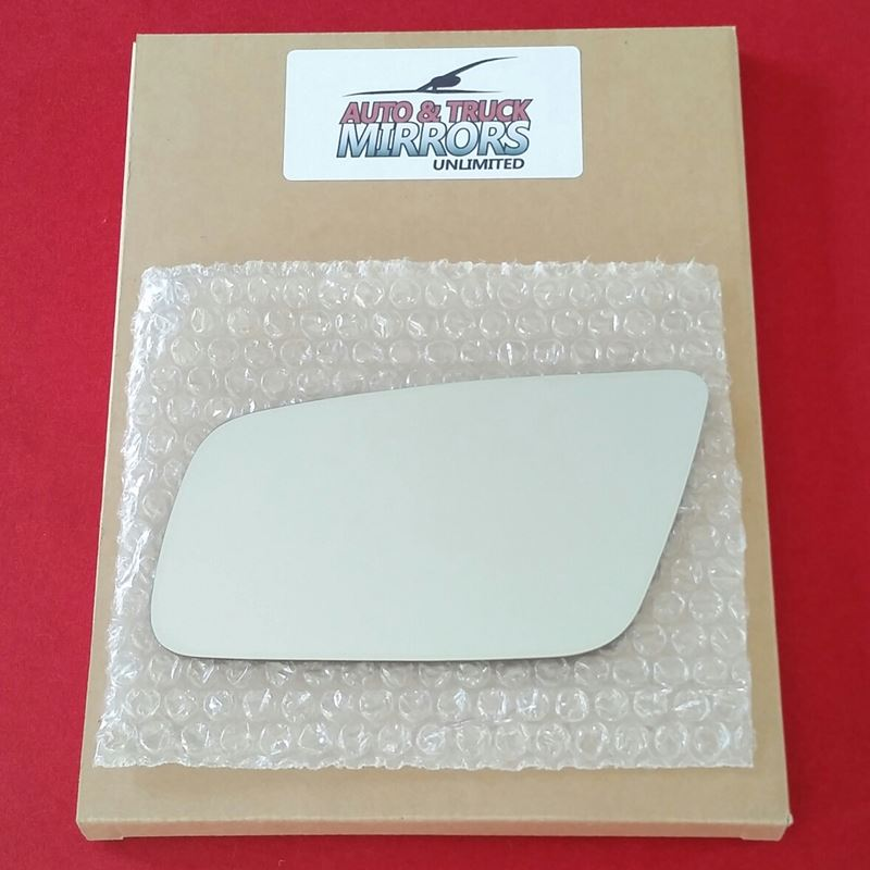 Mirror Glass + ADHESIVE for 02-04 Audi A4, 04-05 S