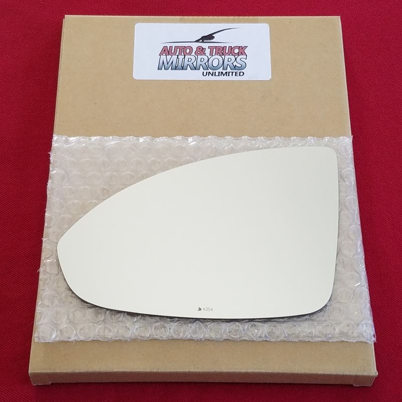 Mirror Glass + ADHESIVE for 11-16 Chevrolet Cruze