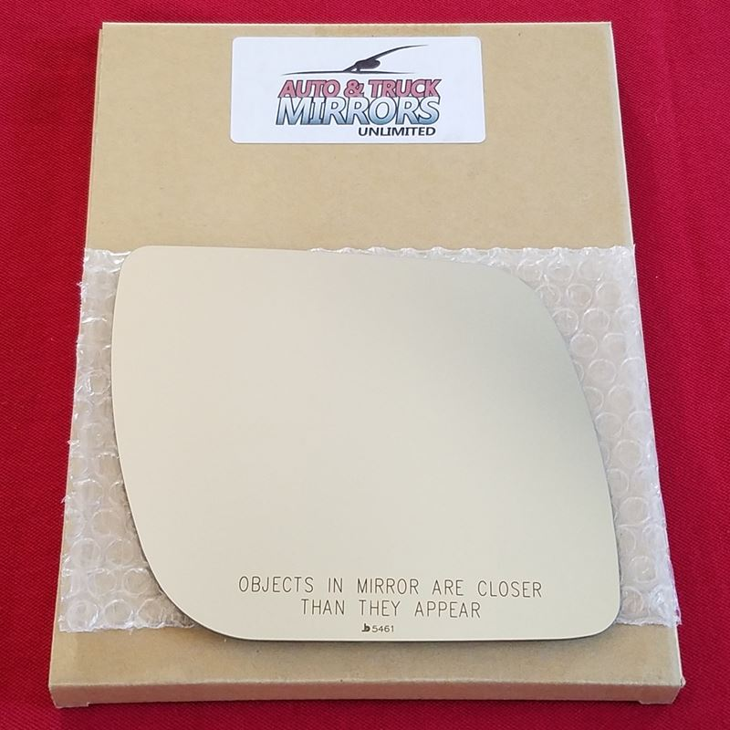Mirror Glass + ADHESIVE for 11-15 Ford Explorer Pa