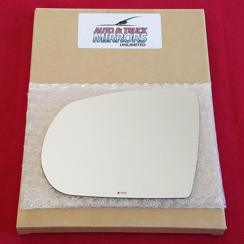 Mirror Glass + ADHESIVE for 14-18 Jeep Cherokee Dr