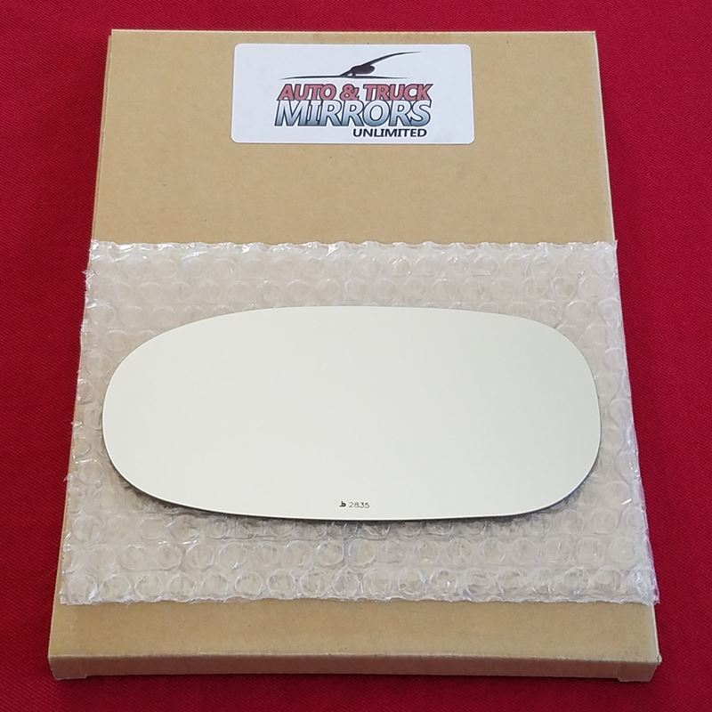 Mirror Glass + ADHESIVE for 97-04 Chevrolet Corvet