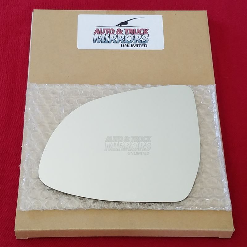 Mirror Glass + ADHESIVE for 15-17 BMW X6 Driver Si