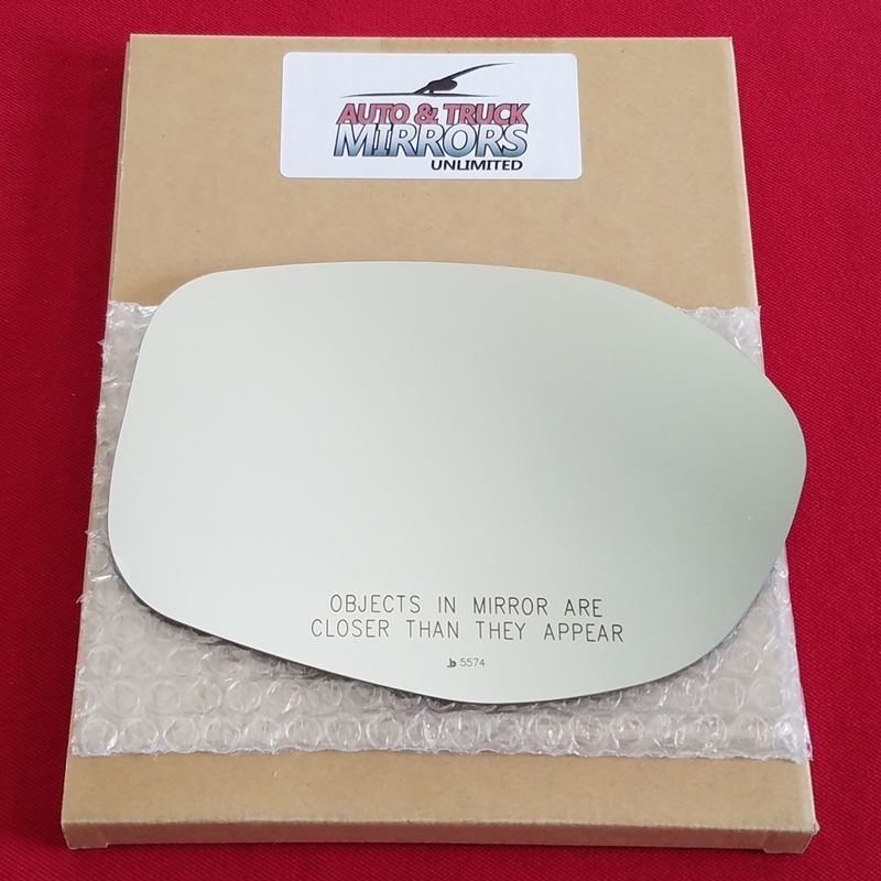 Mirror Glass + ADHESIVE for 14-17 Honda Odyssey Pa